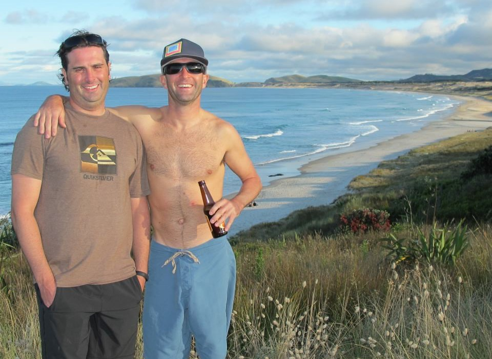 New Zealand Surfing Adventures Testimonal